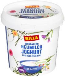 BILLA Bergbauern Heumilch Joghurt 3.5%