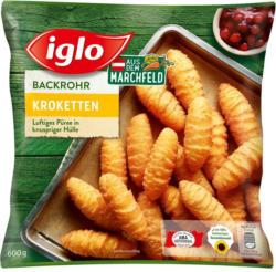 Iglo Backrohr Kroketten