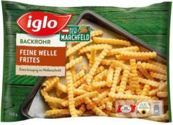 Iglo Backrohr Feine Welle Frites