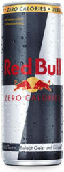 Red Bull Zero, Energy Drink