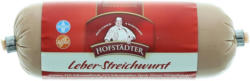 Hofstädter Leberstreichwurst