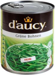 D'Aucy Grüne Bohnen Fein