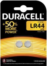 Duracell LR44 Alkaline-Knopfzellenbatterien