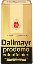 Dallmayr Prodomo Entcoffeiniert Kaffee gemahlen