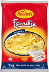 Recheis Familie Bandnudeln