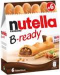 BILLA Ferrero Nutella B-Ready