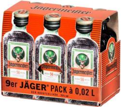 Jägermeister 9er