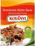 BILLA Kotányi Griechische Küche Gyros Gewürzzubereitung