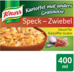 BILLA Knorr Kartoffel Mal Anders mit Speck und Zwiebel