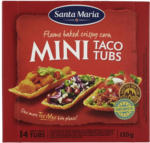 BILLA Santa Maria Mini Taco Tubs