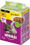 BILLA Whiskas Fresh Menue Geflügel 1+