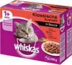 BILLA Whiskas  Klassische Auswahl in Sauce 1+