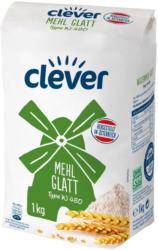 Clever Mehl Glatt