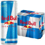 BILLA Red Bull Sugarfree, Energy Drink 6-Pack