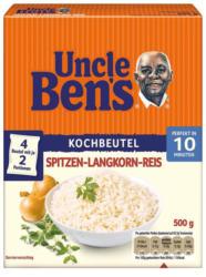 Uncle Ben's Spitzen-Langkorn-Reis im Kochbeutel