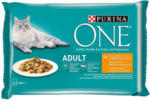 BILLA Purina One Adult Huhn & grüne Bohnen