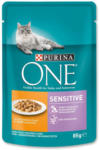 BILLA Purina One Sensitive Huhn & Karotten