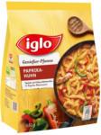 BILLA Iglo Genießer Pfanne Paprika-Huhn