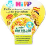 BILLA Hipp Paella mit buntem Gemüse und Bio-Hühnchen