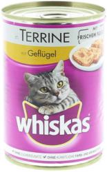Whiskas in Terrine mit Geflügel