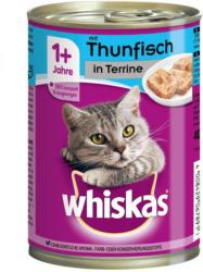 Whiskas Terrine mit Thunfisch 1+