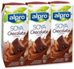 BILLA Alpro Sojadrink Chocolate 3er