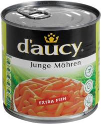 D'Aucy Junge Möhren Extra Fein