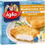 BILLA Iglo Pazifischer Polar-Dorsch Mediterrane Art