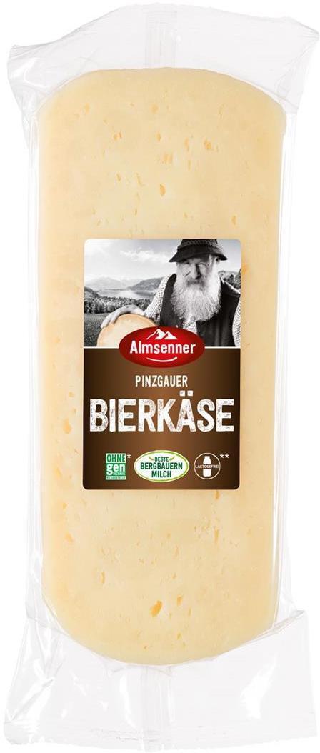 Pinzgauer Bierkäse
