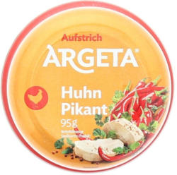 Argeta Hühner-Aufstrich pikant