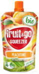 BILLA Machland bio fruit&go Squeezer Peachtime