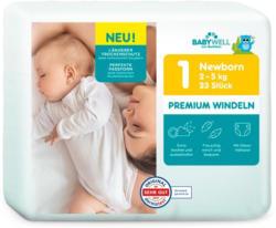 Babywell Premium-Windeln Newborn Gr. 1