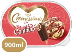 Eskimo Cremissimo à la Erdbeer Combino