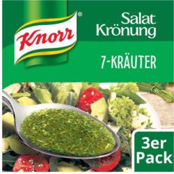 Knorr Salatkrönung 7-Kräuter 3er