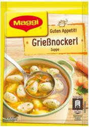 MAGGI Guten Appetit Grießnockerl Suppe