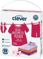 Clever Colorwaschmittel Pulver
