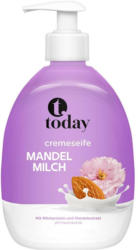 Today Cremeseife Mandelmilch Spender