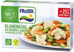 Frosta Blumenkohl in Kürbiskern-Butter