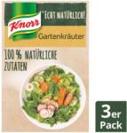 BILLA Knorr Echt Natürlich! Salatdressing Gartenkräuter 3er