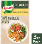 BILLA Knorr Echt Natürlich! Salatdressing Italienische Kräuter 3er
