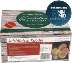 Knödelwerkstatt Dilly Selchfleisch Knödel