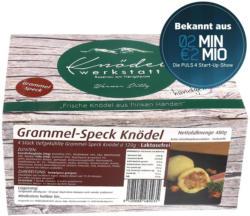 Knödelwerkstatt Dilly Grammel-Speck Knödel