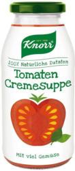 Knorr Tomatencremesuppe im Glas