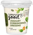 BILLA Simply Good Joghurt-Kürbiskernöl Dressing