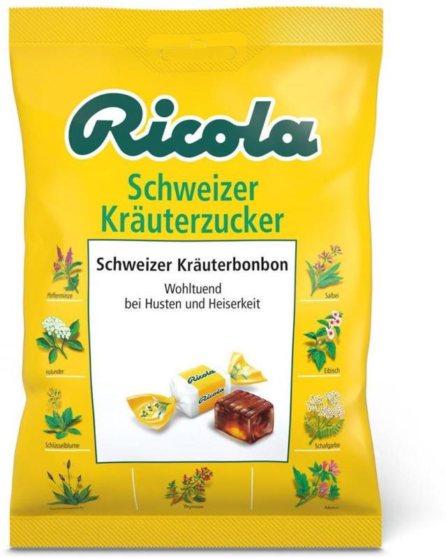 Ricola Kräuter Original