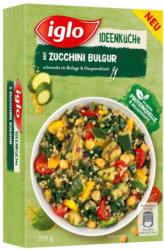 Iglo Ideenküche Zucchini Bulgur
