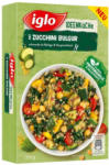 BILLA Iglo Ideenküche Zucchini Bulgur