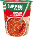 BILLA Knorr Suppen Snack Tomate mit Nudeln
