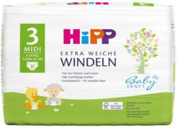 Hipp Windeln Gr. 3 Midi