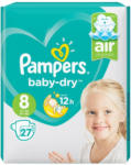 BILLA Pampers Baby Dry Gr. 8